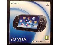 PS VITA 3G PLUS NEW