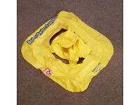 BESTWAY BABY SEAT 0-12 MONTH SWIM SAFE SUPPORT SWIMMING AID