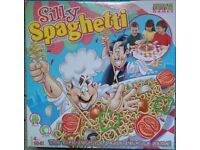 Silly Spaghetti board game 2-4 players