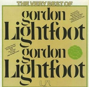 vinyl record albums BEST OF LIGHTHOUSE / GORDON LIGHTFOOT Kitchener / Waterloo Kitchener Area image 2