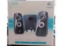 Logitech speaker z323 (£18)