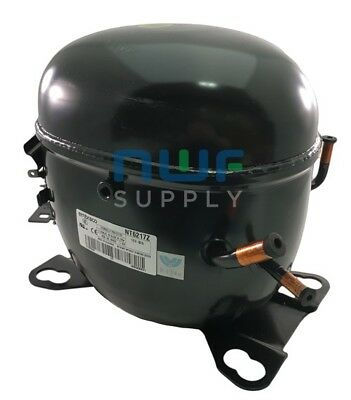 Tecumseh Aka4476yxa Replacement Refrigeration Compressor R-134a 34 Hp