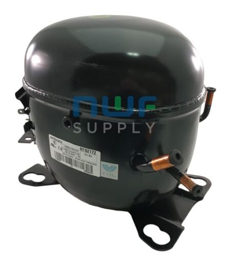 Embraco Replacement Refrigeration Compressor NT6217Z1 3/4 HP R-134a