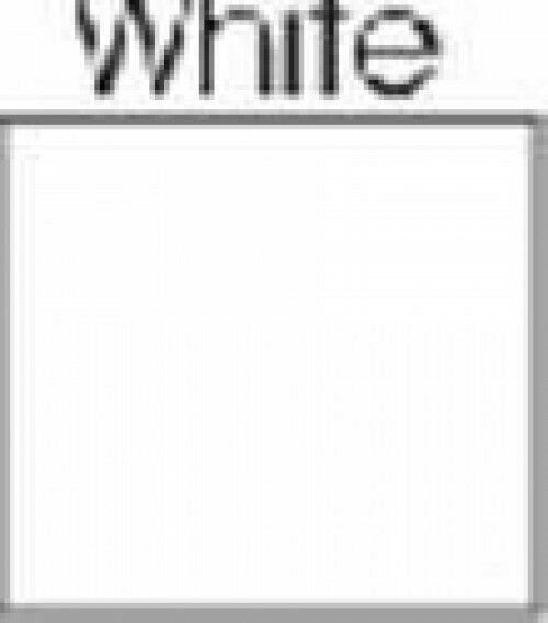 Cougar SUPER Smooth Cover - WHITE - 8.5 x 11 Card Stock Paper - 100LB COVER - 16
