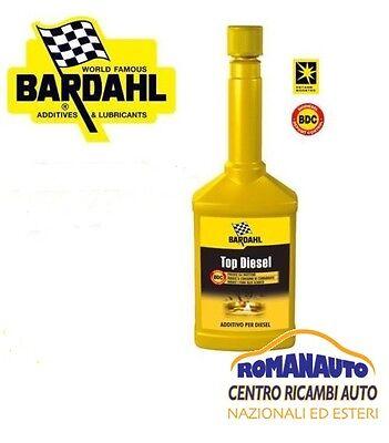 * TOP DIESEL 250 ml BARDAHL Additivo Gasolio - Pulitore Iniettori (motore auto)