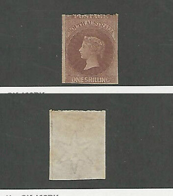 South Australia, Postage Stamp, #26 Mint No Gum, 1863
