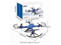 Drone RC Quadcopter radio controlled