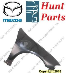 All Mazda Fender Bumper Cover Front Rear Grille Hood Inner Liner Fausse Couverture Pare-Chocs Arrière Avant Aile Capot