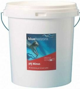 ph minus reducer 25kg for swimming pools spas dry acid ebay. Black Bedroom Furniture Sets. Home Design Ideas
