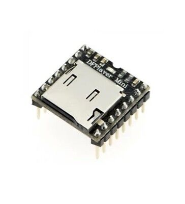 1pcs Tf Card U Disk Mini Mp3 Player Audio Voice Module Arduino Dfplay Min Board