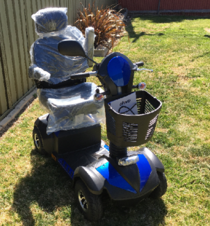 Brand New - Mobility Scooter - Drive Envoy 8 Holder Weston Creek Preview