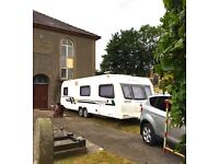 Bailey Sycamore Retreat 2013 . Semi static. Ideal for longer stays, but v portable,IN VGC.