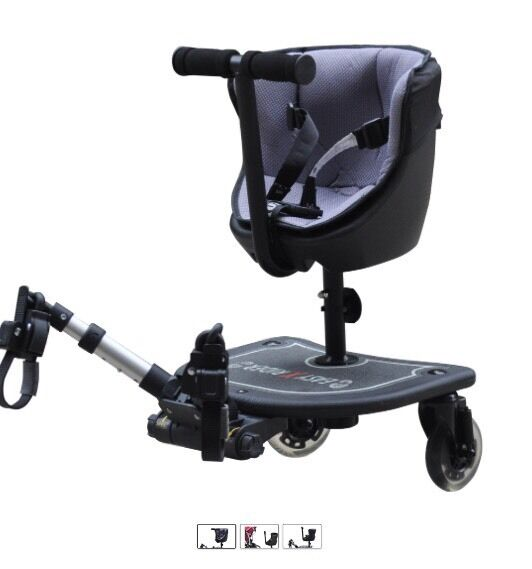 Easy X Rider Buggy Board Seat In Bootle Merseyside
