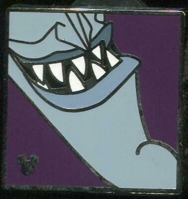 WDW/DLR 2017 Hidden Mickey Smiling Villains Hades Disney Pin 119761
