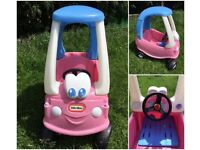 Little Tikes Cosy Coupe £20