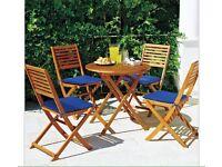 Wanted: Garden furniture