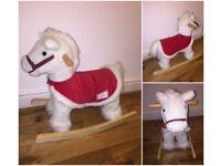 Rocking horse £9
