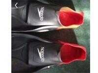 Speedo flippers
