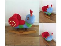 Baby Play Snail Rocker £15