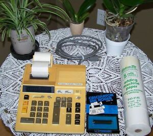 Classic electronic calculator
