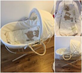 Moses basket set