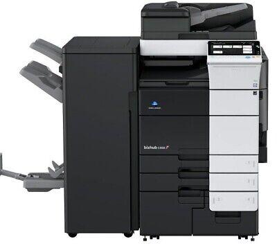 Konica Minolta Bizhub C659 Copier-printer-scanner. New