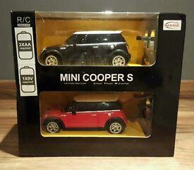 Mini Cooper S remote control cars
