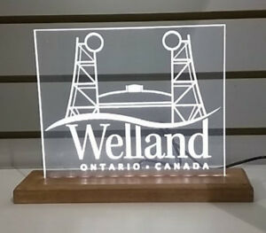 Laser/CNC Engraving/Cutting, Acrylic Display Cases, LED Displays
