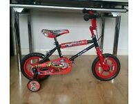 Boys bicycle for 2-6 years old