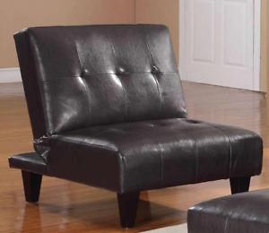 NEW ACME Furniture Conrad Futon Chair Adjustable