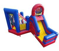 BEST INFLATABLES AND PARTY GAMES/FOODS