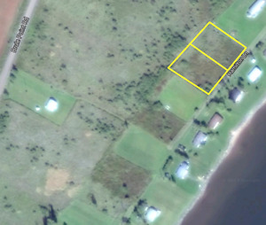 Brule Point, NS - Two Affordable Lots for Sale