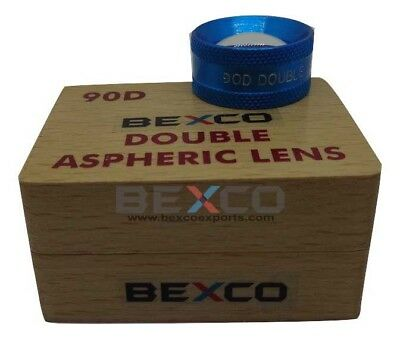 3pc Combo 90d Double Aspheric Lens Blue By Brand Bexco Free Ship