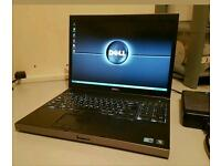 Powerfull Dell Precision M6500 Laptop CORE i7