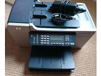 Hp printer scanner photocopy fax machine