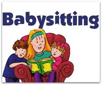 p/t Babysitter available in Fall River