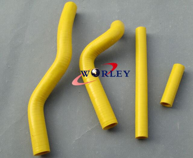 silicone radiator hose kit SUZUKI RM125 RM 125 2001-2008 01 02 03 04 05 06 07 08