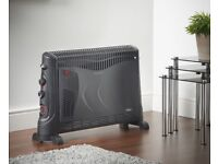 Heater Radiator with Timer and turbo Function (VONHAUS)