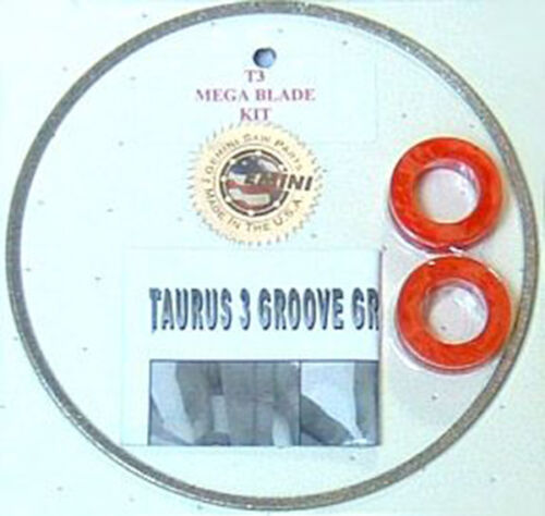 Stained Glass Gemini Taurus 3 Mega Replacement Blade