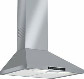 NEW - Bosch Classixx DWW06W450B 60cm Chimney Hood in Brushed Steel - BARGAIN PRICE @ £80
