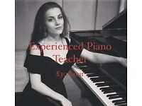 Experienced Piano Teacher Beginner-Advanced, Glasgow City Center or Travels!