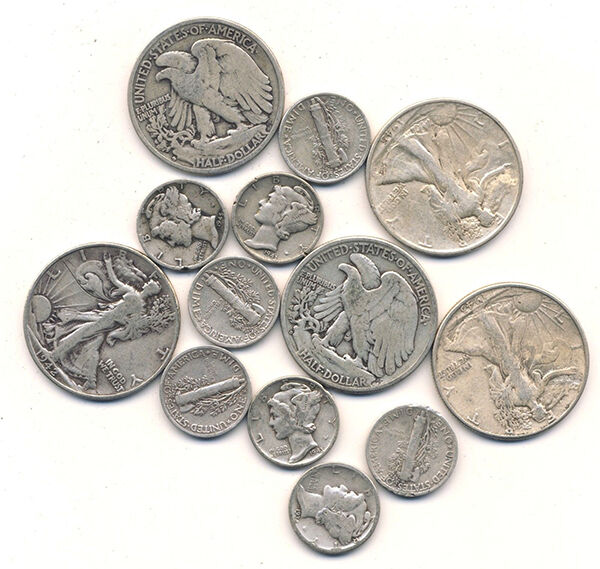 How to Clean Junk Silver Coins