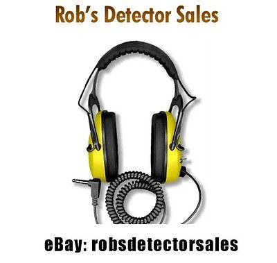 Detector Pro Nugget Buster Metal Detecting Headphones - Minelab, Garrett, Fisher