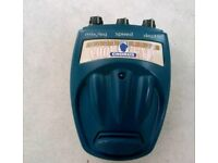 Guitar effects pedal. Chorus by Danelectro