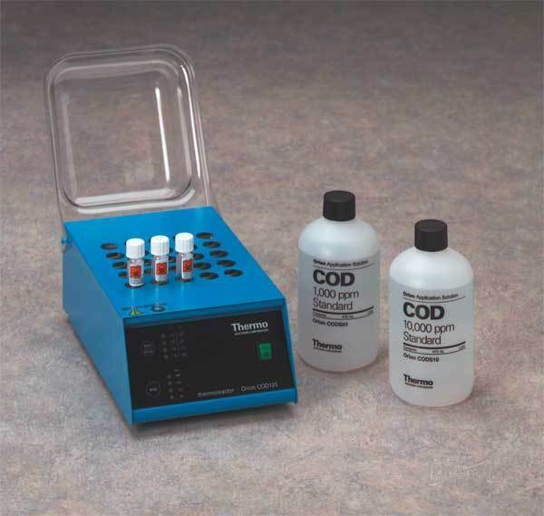 THERMO SCIENTIFIC CODS10 COD REACTOR ACCESSORY 10000 PPM COD