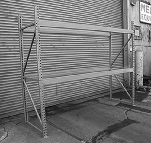 Interlake New Style  Pallet Racking Starter Bundle (2 shelves)
