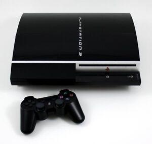 PS3 PlayStation 60G pour les pièces.