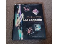 On Tour With Led Zeppelin - Compiled By Howard Mylett BX30