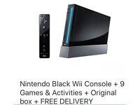 Used UK Nintendo Wii