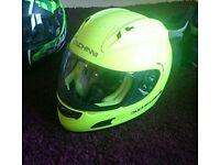 Duchinni motorbike helmet